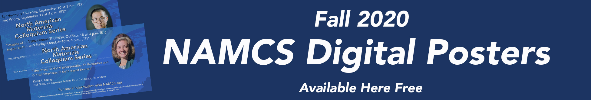 NAMCS Digital Posters