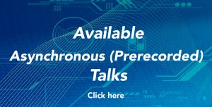 NAMCS Prerecorded talks